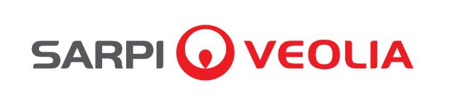 Logo Sarpi veolia client aveca